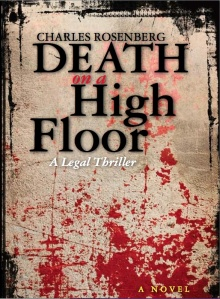 Death on a High Floor Cover